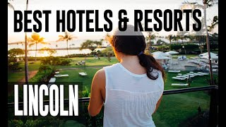 Best Hotels and Resorts in Lincoln, United Kingdom UK