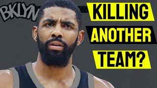 Kyrie Irving BLAMES teammates, DESTROYING the Nets