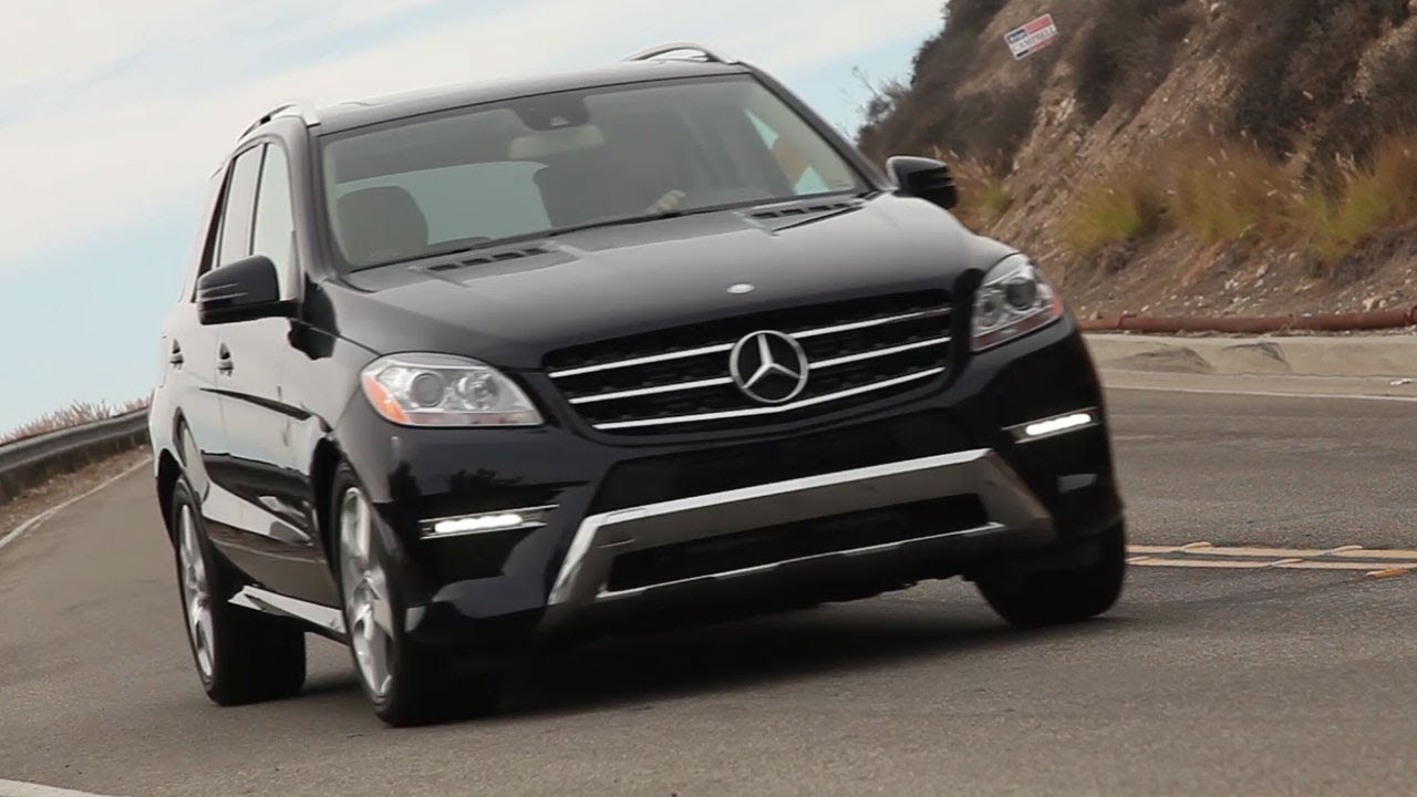 2014 mercedes benz ml350 bluetec review test drive youtube. Black Bedroom Furniture Sets. Home Design Ideas