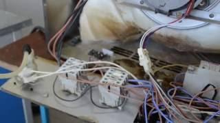 видео ремонт кофемашины смег