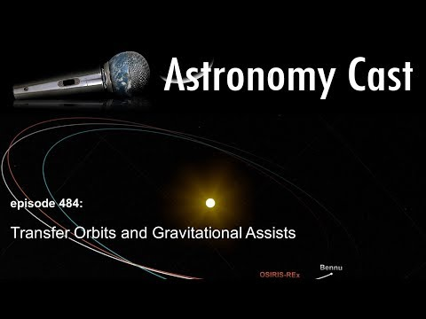 Astronomy Cast 484: Transfer Orbits and Gravitational Assists