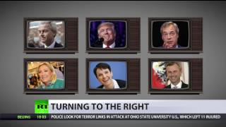 'Hour of Populists'  MSM demonizes right wing politicians, labels their success as dangerous trend