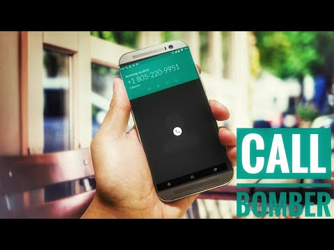 Missed Call Bomber -Prank Your Friends By Bombing Missed Calls😱 (Working) 2017