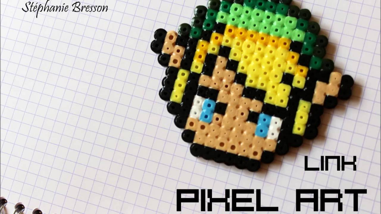 Pixel Art Link Tutoriel