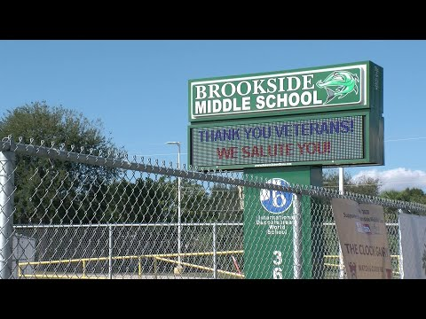 Sarasota Middle School Teacher accused of touching student inapproppirately