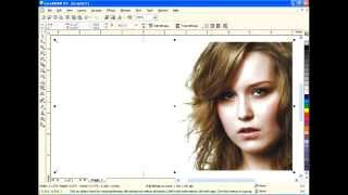 How To Change Image Background In Corel Draw
