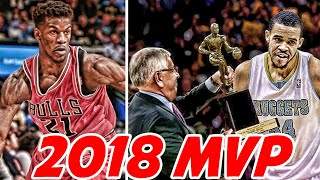 PLAYERS WHO COULD SHOCK THE LEAGUE NEXT YEAR! | 2018 MVP