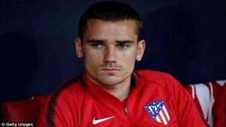 Atletico Madrid 0-2 Espanyol: Antoine Griezmann left on bench as Diego Simeone's men suffer