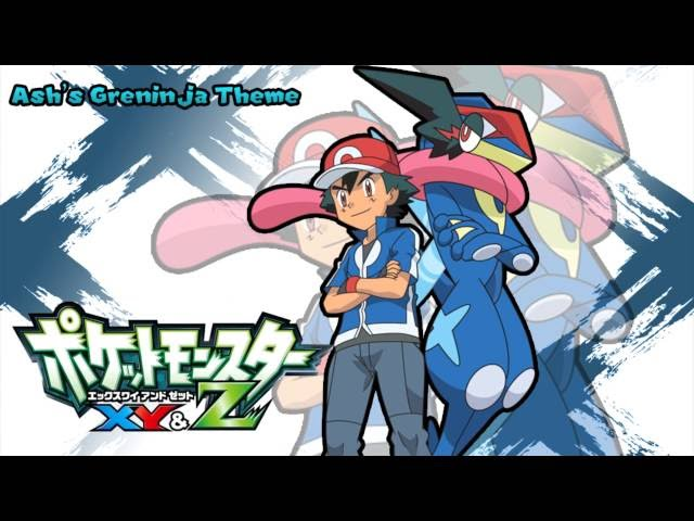 nhac Pokemon XYZ satoshi gekkoga