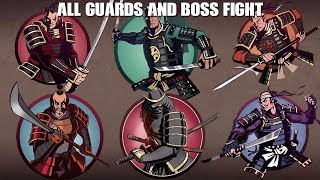 Shadow Fight 2 - Iron Reign Section - Fight with Five Guards and Bo...