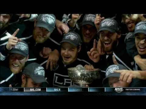 2012 LA Kings Stanley Cup Championship Video
