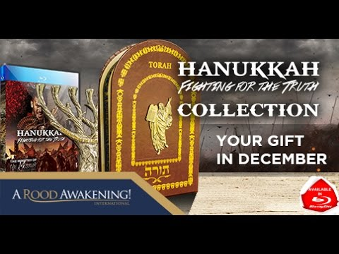 Hanukkah: Fighting For The Truth | Michael Rood Teaching (1:00)