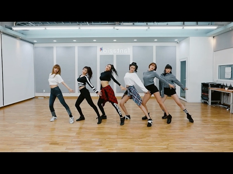 HELLOVENUS (헬로비너스) - Mysterious Dance Practice (Mirrored)