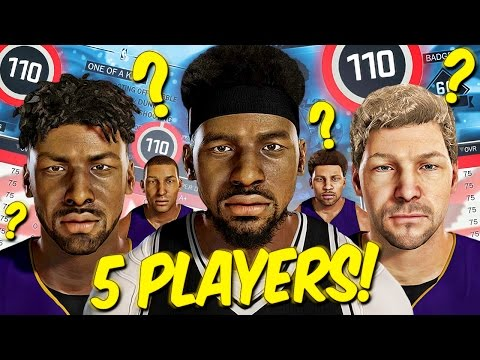 Who Is Actually The Best 110 OVERALL Player?! - NBA 2K17 CHALLENGE (MyLeague)