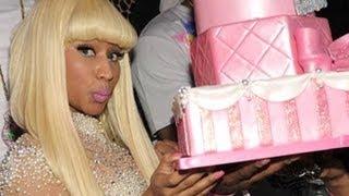 Nicki Minaj Celebrates 30th Birthday!