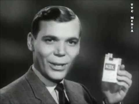 Banned Kool Cigarette Commercial - 1950's