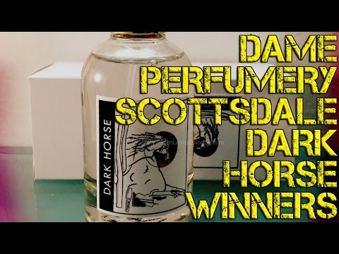Dame perfumery dark horse review