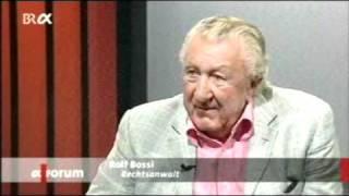Rolf Bossi Interiview 2008