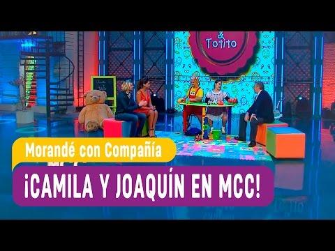 Camila y Joaquín en Mcc - Morandé con Compañía 2016