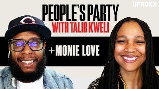 Talib Kweli & Monie Love Talk 'Monie In The Middle', Native Tongues, Jean Grae | People's Party Full