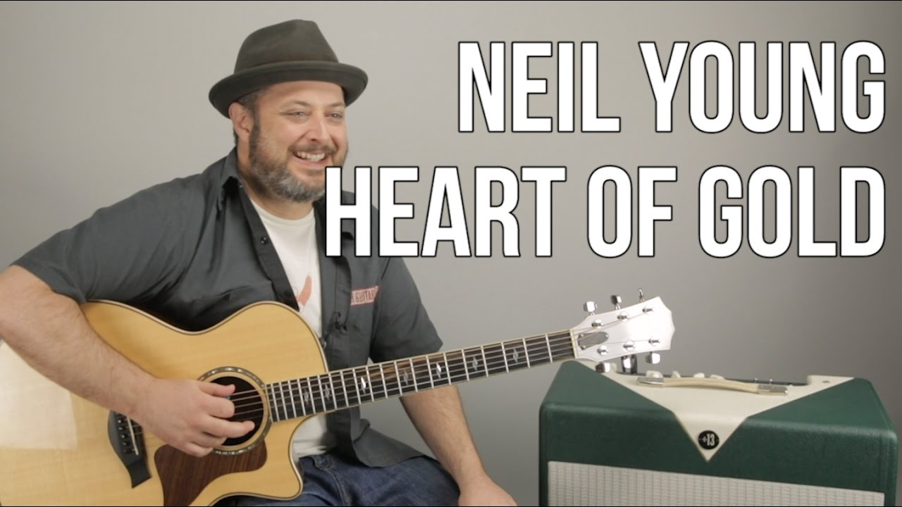 how to play heart of gold on guitar by neil young easy acoustic songs youtube. Black Bedroom Furniture Sets. Home Design Ideas