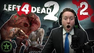 Rooftop Ruckus - Left 4 Dead 2 - Novemburns (#2) | Let's Play