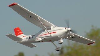 Aerosky Sky Trainer RC Plane w/ Flaps