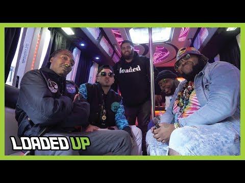 We Got High On A Tour Bus!  Korova Vlog Pt 2