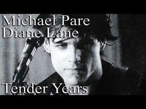 Tender Years ~ Eddie and the Cruisers  Streets of Fire Michael Pare & Diane Lane HD