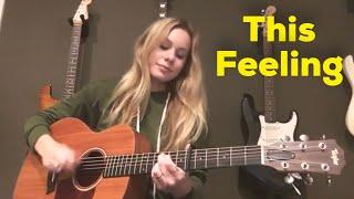 This Feeling   The Chainsmokers ft. Kelsea Ballerini   Beginner Guitar Lesson   FF Brooke HaTala