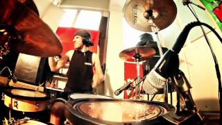 """Drum Cover """"Blink-182 - The Party Song"""" By Otto From MadCraft"""