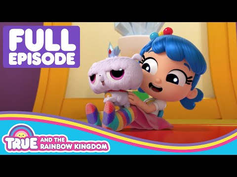 Frookie Sitting 🌈 FULL EPISODE 🌈 True and the Rainbow Kingdom Season 1 🌈