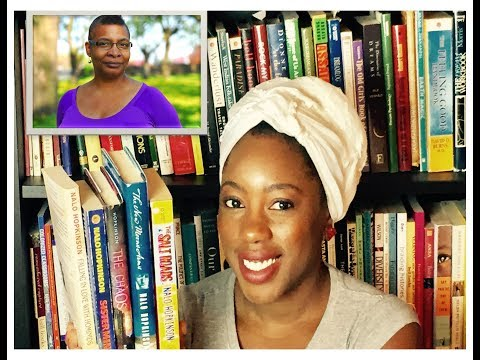 21.  Spotlight on Nalo Hopkinson!!! (Also: Can I keep it together in front of my favourite author?)