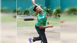 Mustafizur Rahman July er 2nd week a England jacchen