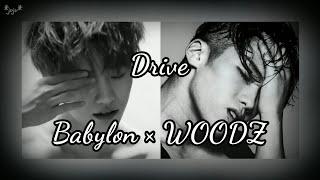 Gambar cover EDEN - Drive(song by Babylon×WOODZ) 日本語字幕