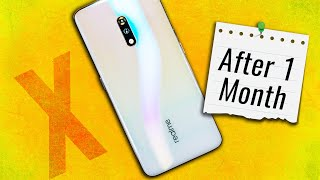 Realme X Review After 1 Month Usage [English]