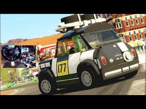 Forza Horizon 4 GoPro LEGO 700hp Mini Exploring LEGO Valley!! (DLC FIRST IMPRESSIONS)