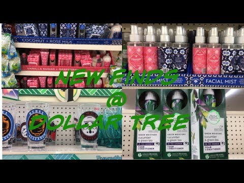 BRAND NEW FINDS DOLLAR TREE A MUST WATCH Oct 1st 2019