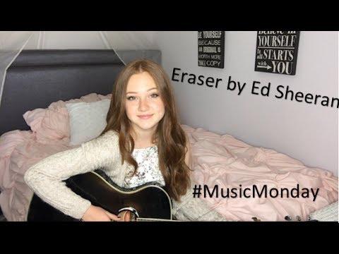 Eraser - Ed Sheeran (Cover By Amanda Nolan)