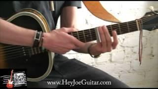 """Manhattan Guitar Lesson: """"You Got to Move"""""""
