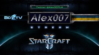 StarCraft 2 2x2 Alex007 + Couguar, kaby 23.06.2016 1080p