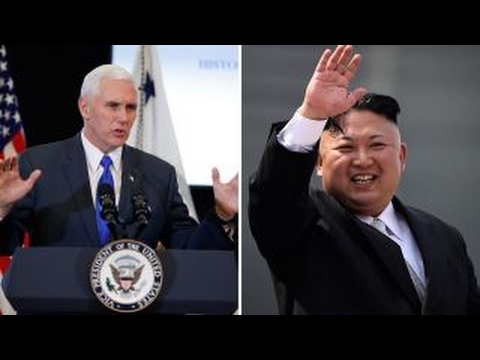 Thumbnail: WH pressures N. Korea to stand down from weapons programs