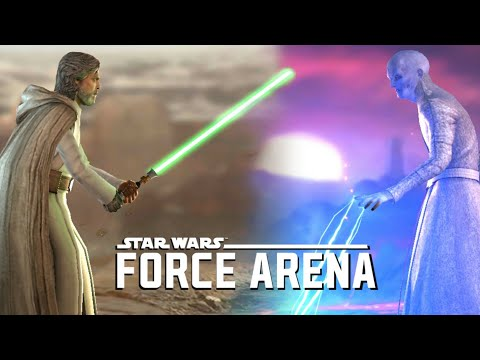 *First Look* Watch The New Leaders in Action!! (Star Wars: Force Arena)