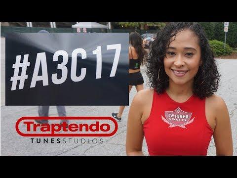 🔥 A3C Festival 2017 🔥   Atlanta   Sony A6000