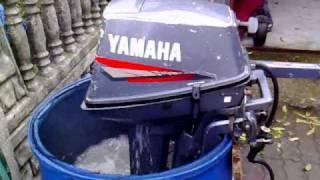 Yamaha  6  hp outboard motor 1999r. 2 stroke (dwusuw)
