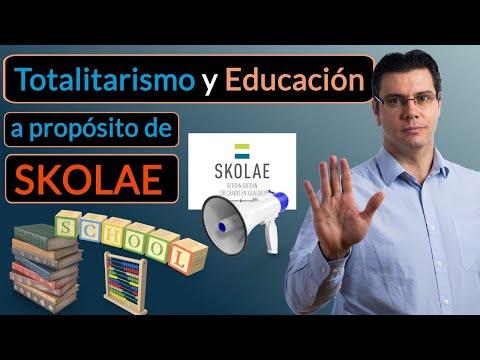 Totalitarismo y Educación: a propósito de SKOLAE