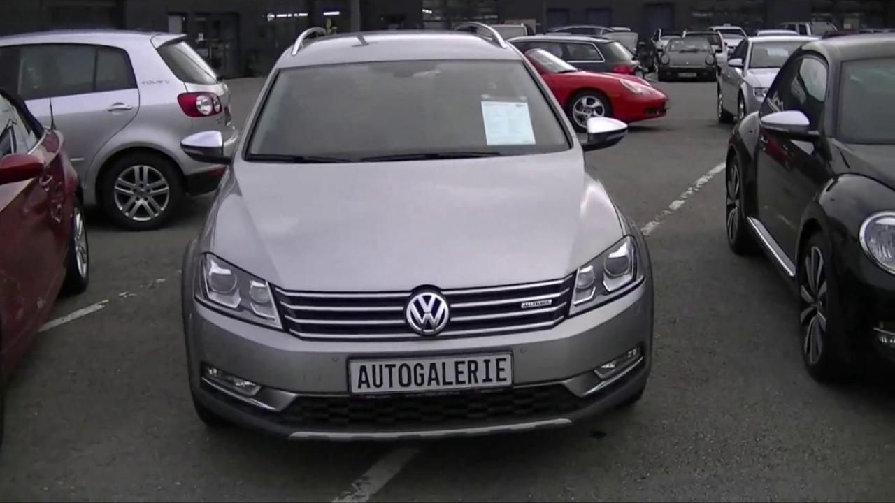 almanya'da ikinci el araba fiyatlari – volkswagen passat alltrack