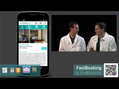 The App Clinic: Travel Booking and Planning