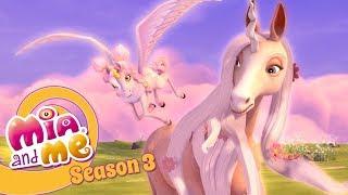 Flying dragons and Kyara´s goodbye - Part 2 - Season 3 - Mia and me