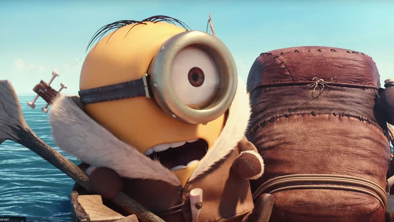 Minions Trailer German
